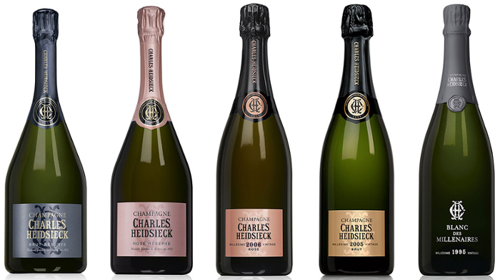 LCB Sélection - Champagne Charles Heidsieck